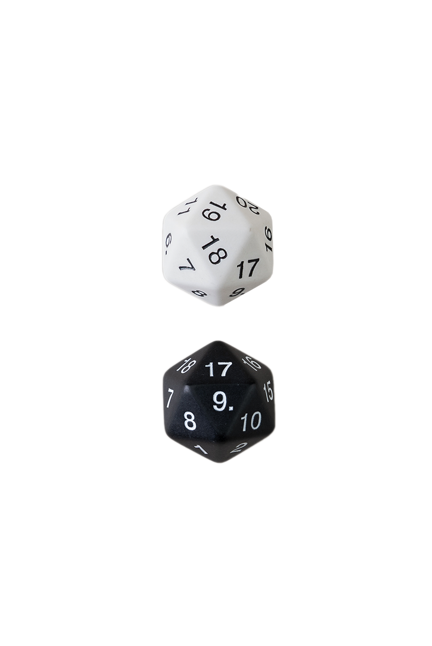 30mm Countdown dice